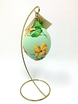 Patricia Breen Nasturtium Egg Tree Ornament