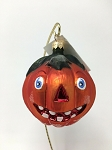 Radko Junior Jack Halloween Pumpkin Ornament