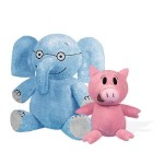 Elephant 7' and  Piggie 5 I