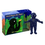 MR NIGHT BOARD BOOK & TOY