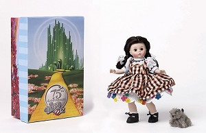 Dorothy Arrives in Munchkin Land