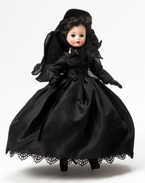 Scarlett in Mourning Gone With the Wind 50260
