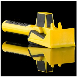 Bulldozer Pusher Utensil