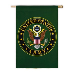US Army House Flag