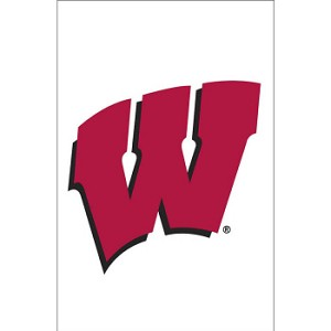 University of Wisconsin Garden Flag