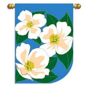 Dogwood House Flag