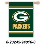 Greenbay Packers House Flag