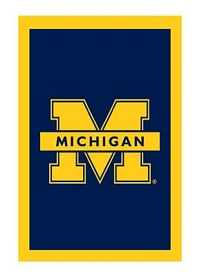 University of Michigan House Flag