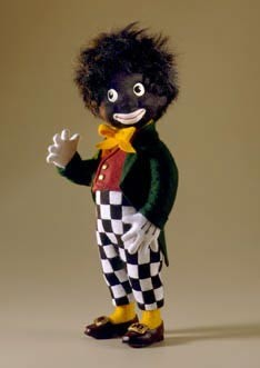 R. John Wright Male Golliwogg (1996 Premiere Club Exclusive)