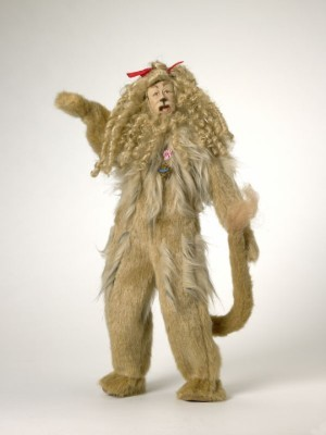 ROBERT TONNER COWARDLY LION