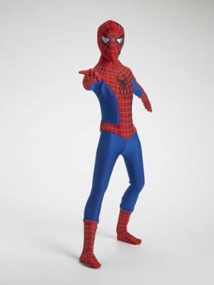 SPIDERMAN DRESSED TONNER CHARACTER FIGURE™