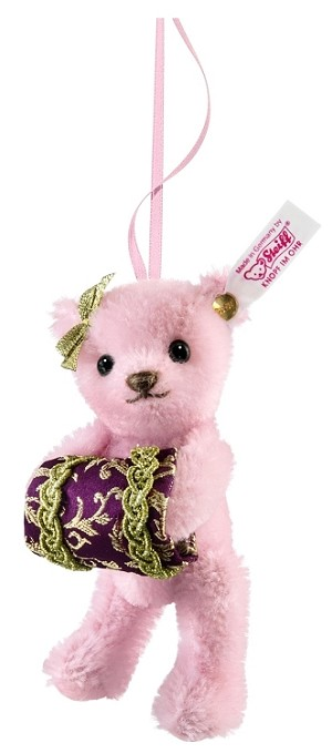 Emma Teddy Bear Ornament