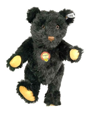 Steiff 1953 Black Bear EAN 408519