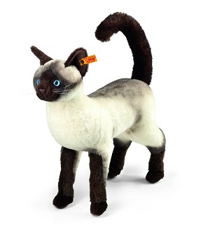 Kiki Siamese Cat Masterpiece EAN 037498