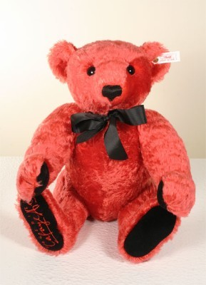 "French Rasberry Bear ""Himbeer"" EAN 657931"