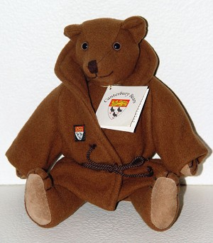 Canterbury Bears Brown Bear