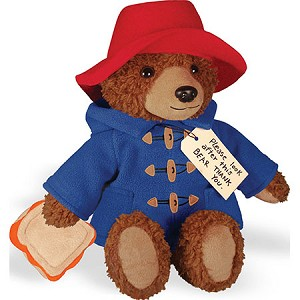 Paddington Bear 12 inch Big Screen