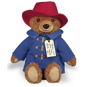 Paddington Bear 8.5 inch Big Screen